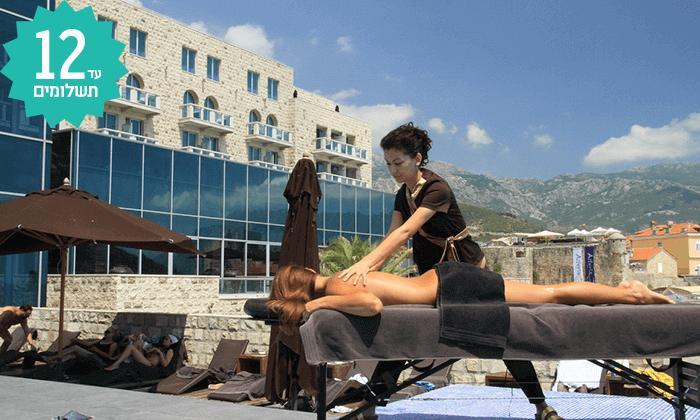 6 חופשה על חוף הים במונטנגרו - מלון מומלץ עם קזינו