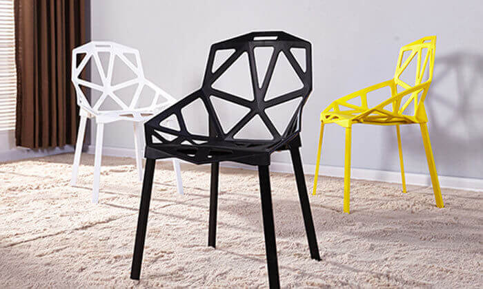 4 כיסא לפינת אוכל או לחצר