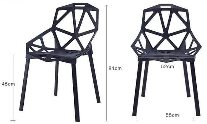 3 כיסא לפינת אוכל או לחצר