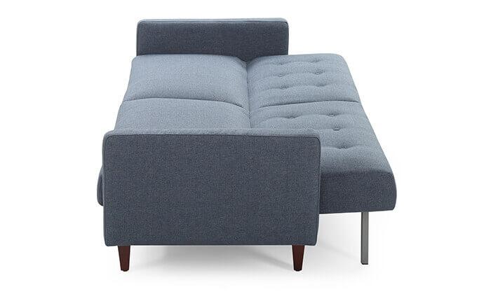 5 ספה תלת מושבית נפתחת למיטה