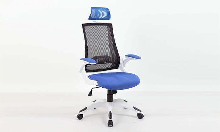9 כיסא מנהלים אורטופדי