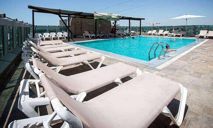 8 יום כיף - מלון רימונים טאואר, רמת גן