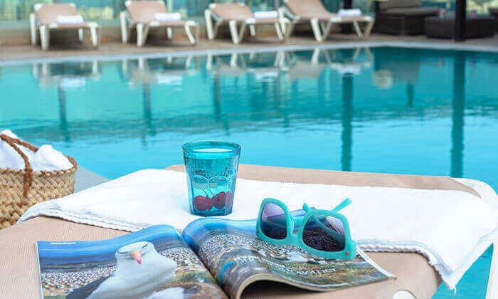 3 יום כיף - מלון רימונים טאואר, רמת גן