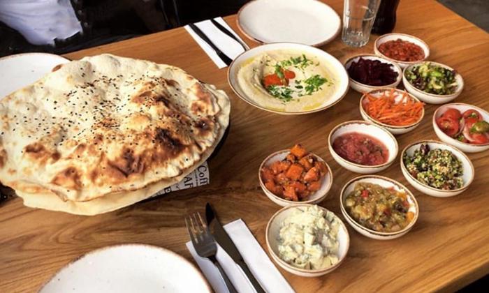 4 ארוחת בשרים זוגית במסעדת שיראז, ראשון לציון