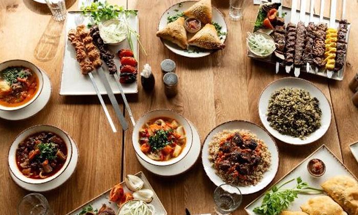 8 ארוחת בשרים זוגית במסעדת שיראז, ראשון לציון
