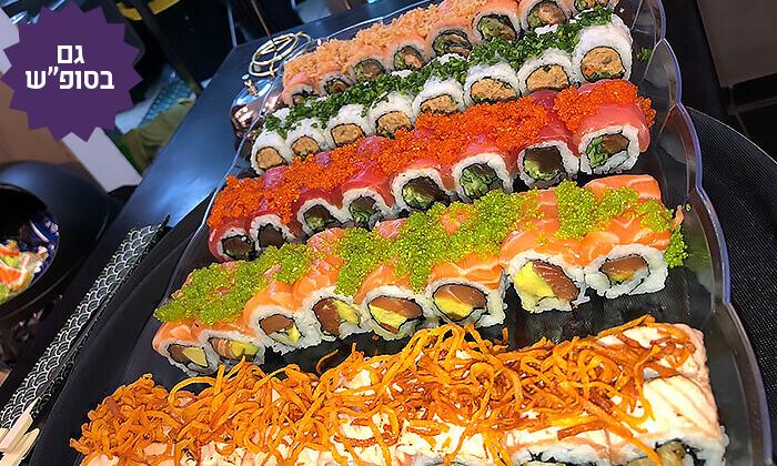 9 ארוחה אסייתית כשרה ל-10 סועדים ב-T.A או משלוח ממסעדת NUCHI, תל אביב