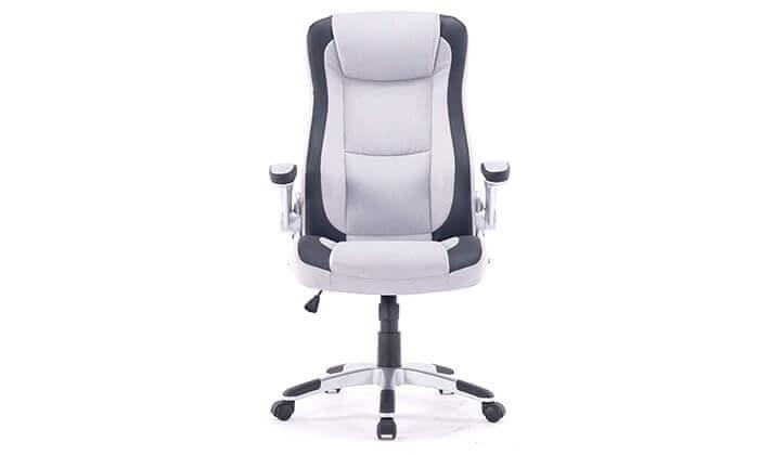 3 כיסא מנהלים מרופד