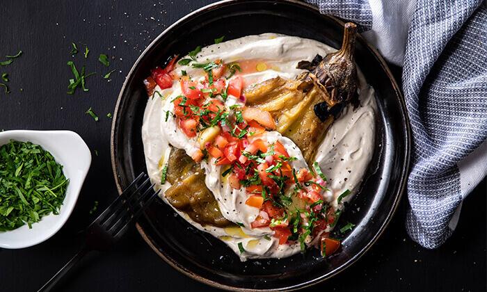 2 ארוחה זוגית במסעדת באבא יאגה, תל אביב