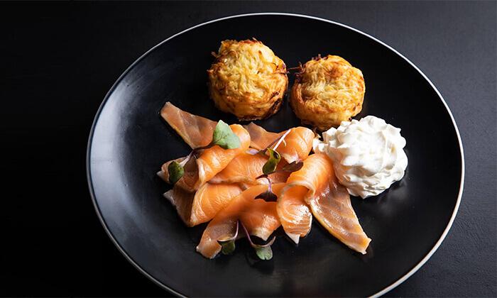 3 ארוחה זוגית במסעדת באבא יאגה, תל אביב