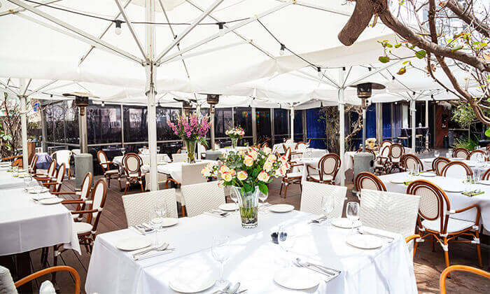 4 ארוחה זוגית במסעדת באבא יאגה, תל אביב