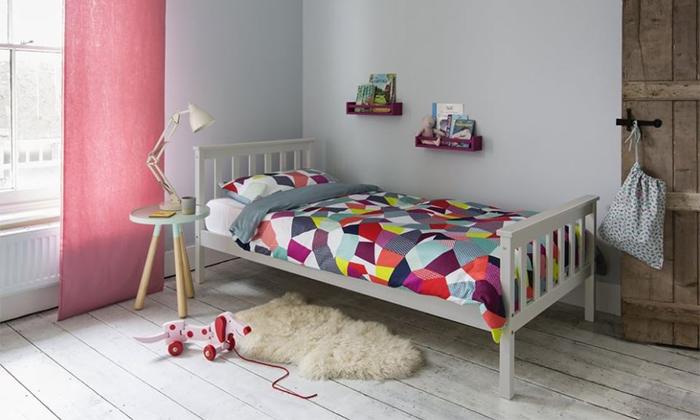 6 מיטת ילדים ברוחב וחצי