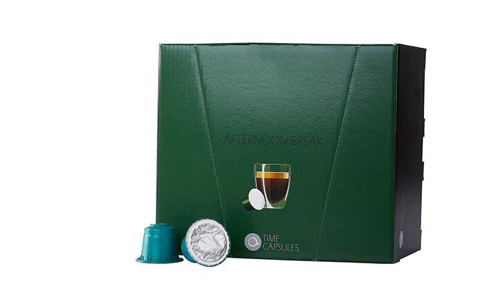 4 מארז קפסולות קפה Time Capsules