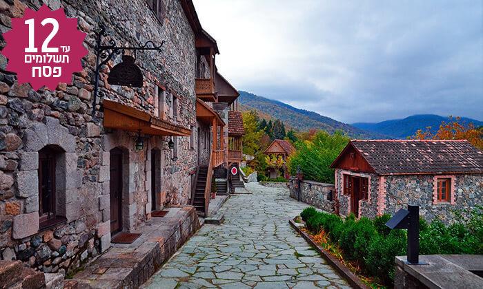 2 פסח בארמניה - טיול מאורגן 5*