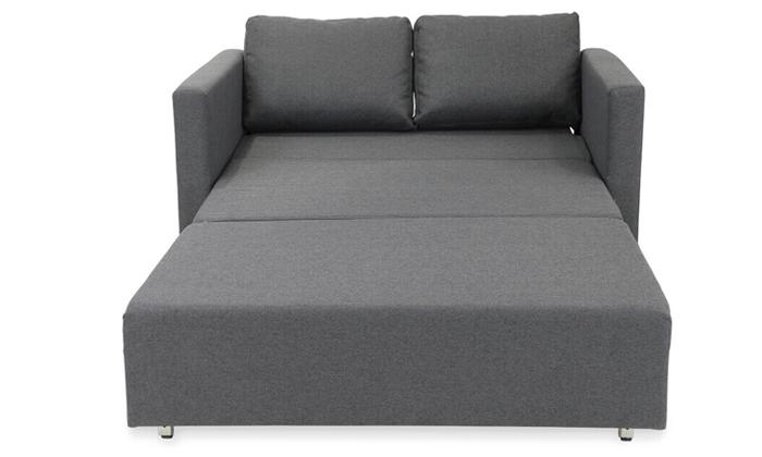 4 שמרת הזורע: ספה נפתחת למיטה דגם סמבה