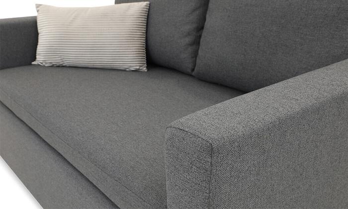5 שמרת הזורע: ספה נפתחת למיטה דגם סמבה