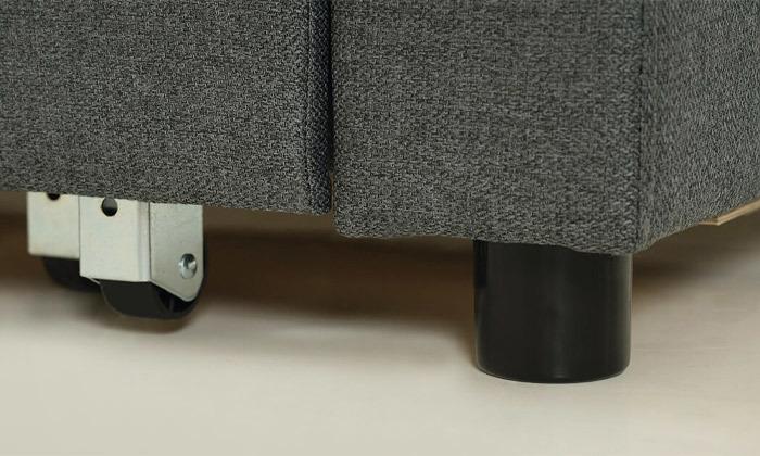 4 שמרת הזורע: ספה נפתחת למיטה דגם סמבה בשני גדלים לבחירה