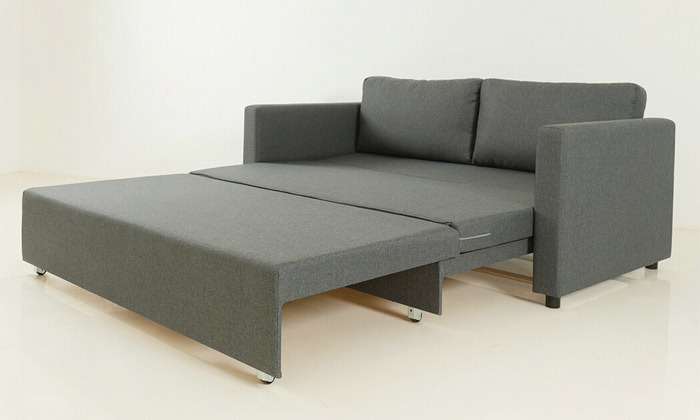 8 שמרת הזורע: ספה נפתחת למיטה דגם סמבה בשני גדלים לבחירה