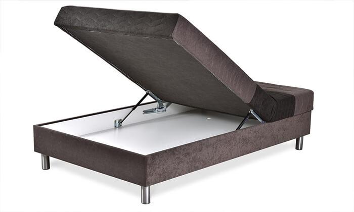 6 שמרת הזורע: מיטת נוער מתכווננת דגם סבבה