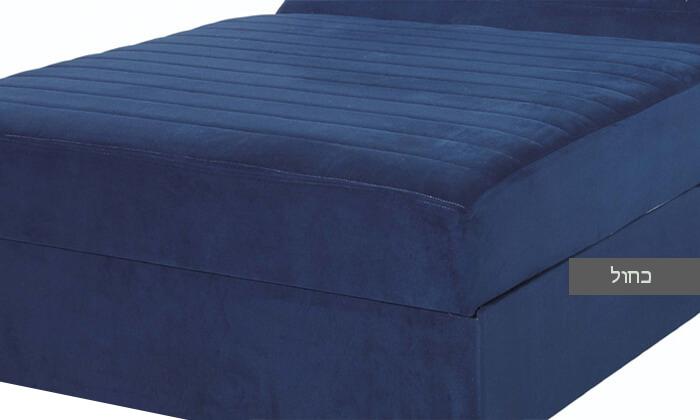5 מיטה אורתופדית ברוחב וחצי דגם רם