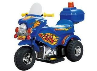 אופנוע משטרה לילדים