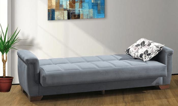 4 ספה נפתחת למיטה דגם אופק של LEONARDO