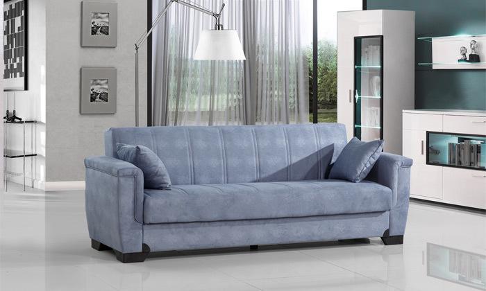2 ספה נפתחת למיטה דגם אופק של LEONARDO