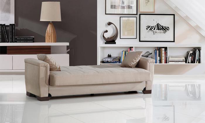 6 ספה נפתחת למיטה דגם אופק של LEONARDO