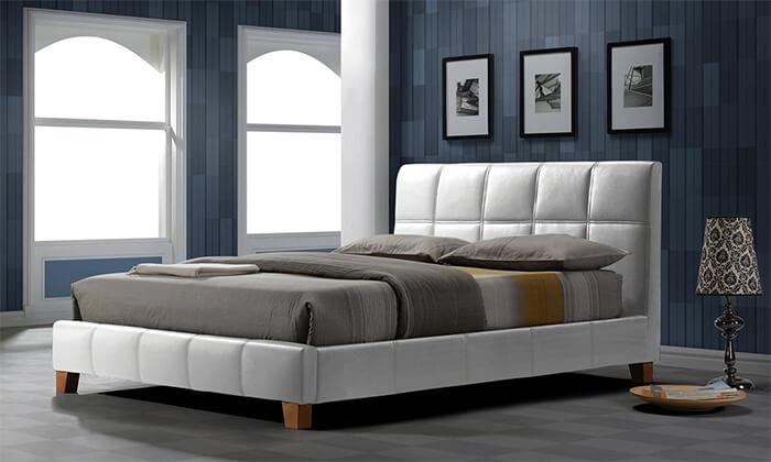 5 שמרת הזורע: מיטה מרופדת דגם סינרגיה