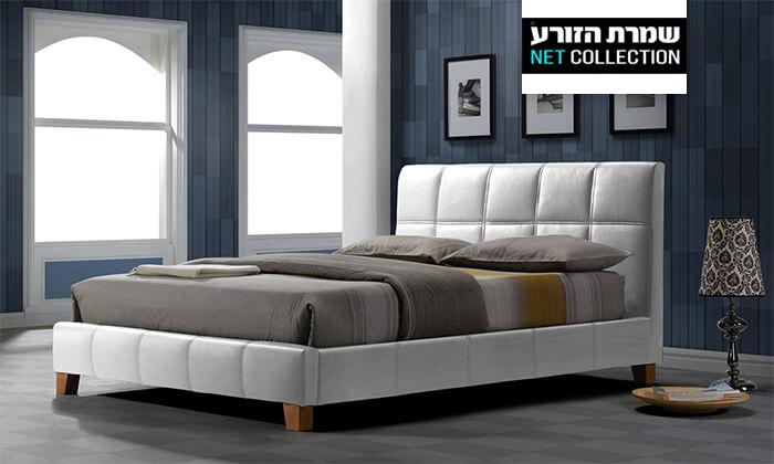 2 שמרת הזורע: מיטה מרופדת דגם סינרגיה