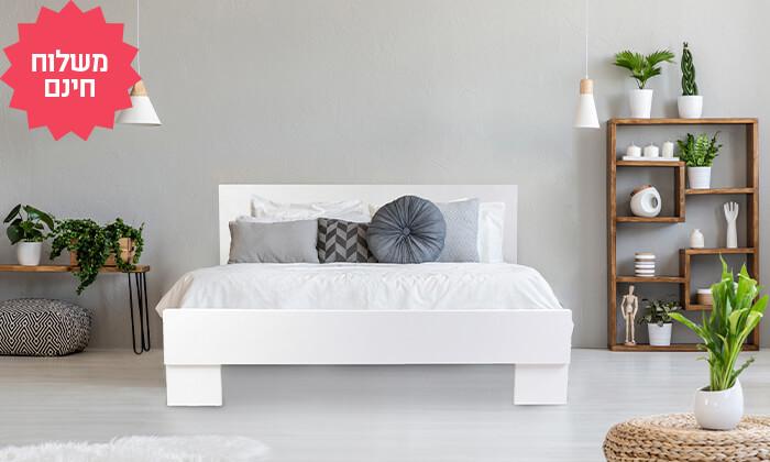 4 מיטת אולימפיה עם מזרן | הובלה והרכבה חינם