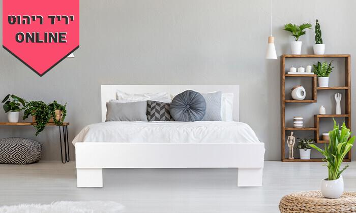 4 מיטת אולימפיה עם מזרן   הובלה והרכבה חינם