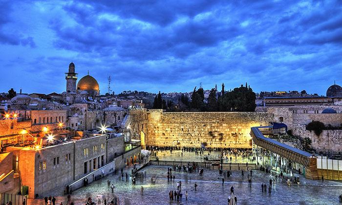 7 לב ירושלים - מלון דירות במרכז העיר