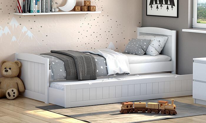 4 שמרת הזורע: מיטת ילדים נפתחת דגם בזוקה