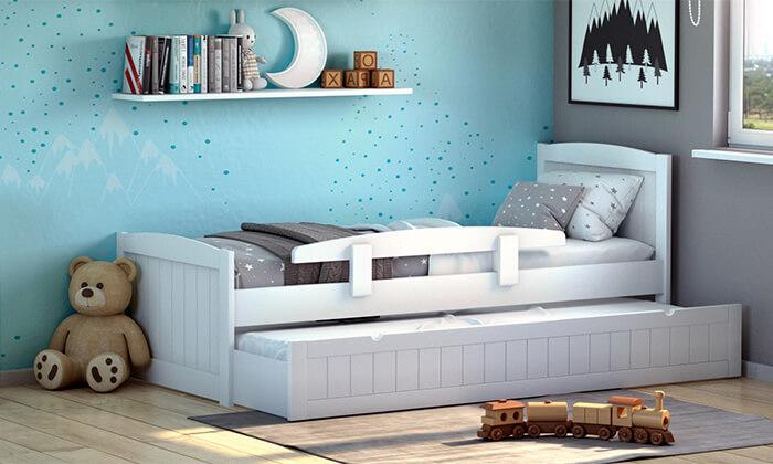 6 שמרת הזורע: מיטת ילדים נפתחת דגם בזוקה