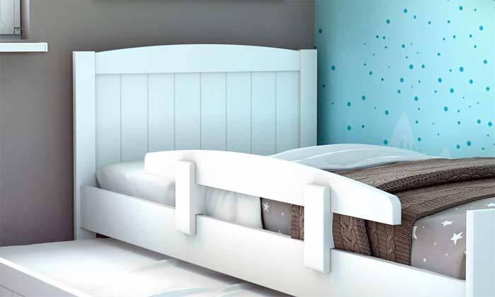 3 שמרת הזורע: מיטת ילדים נפתחת דגם בזוקה