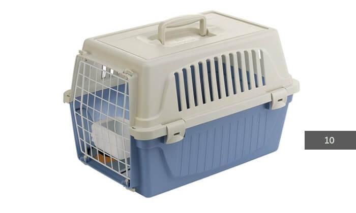 3 כלוב נשיאה-הטסה לחתולים וכלבים