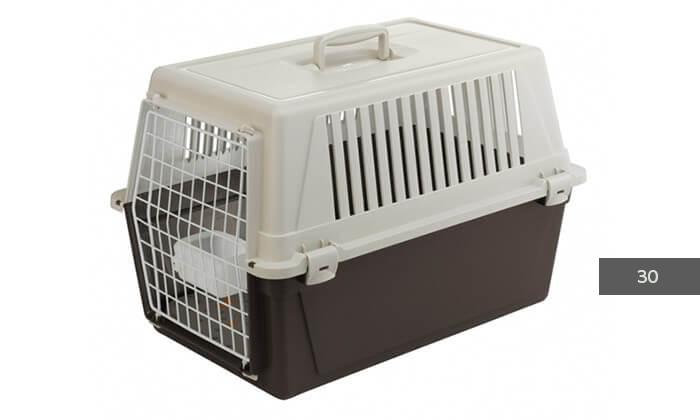 5 כלוב נשיאה-הטסה לחתולים וכלבים