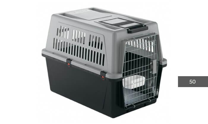 7 כלוב נשיאה-הטסה לחתולים וכלבים