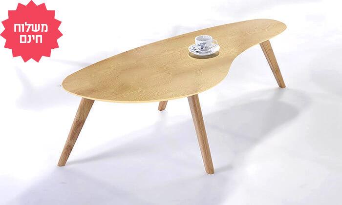 4 שמרת הזורע: שולחן סלון מעוגל