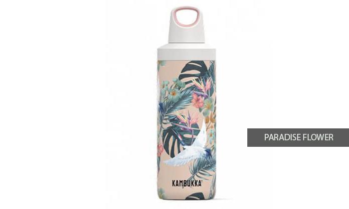 4 בקבוק שתייה KAMBUKKA | משלוח חינם