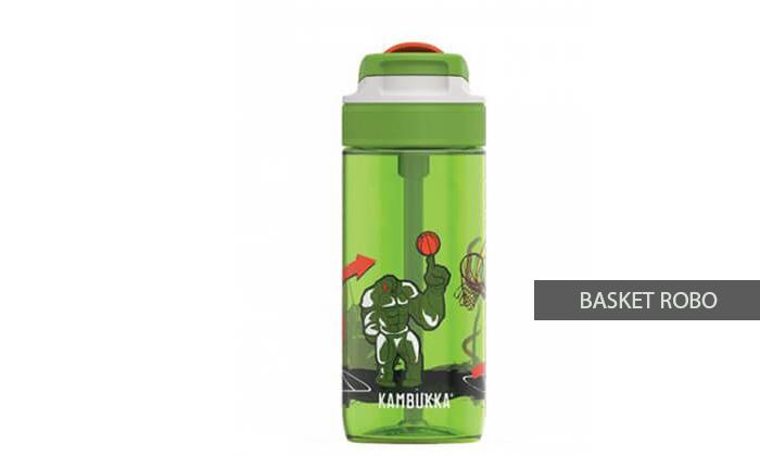 4 בקבוק שתייה תרמי לילדים KAMBUKKA