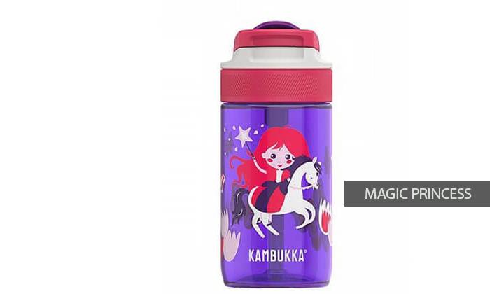 7 בקבוק שתייה תרמי לילדים KAMBUKKA