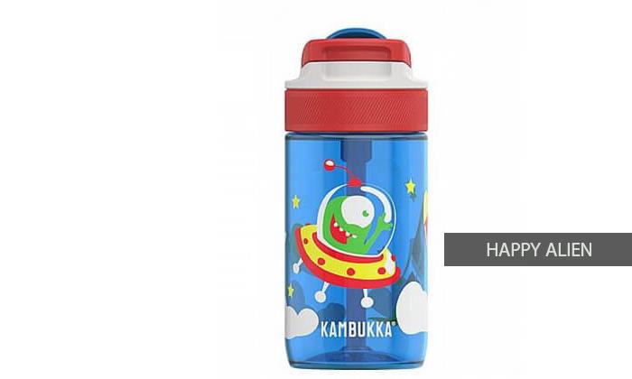 9 בקבוק שתייה תרמי לילדים KAMBUKKA