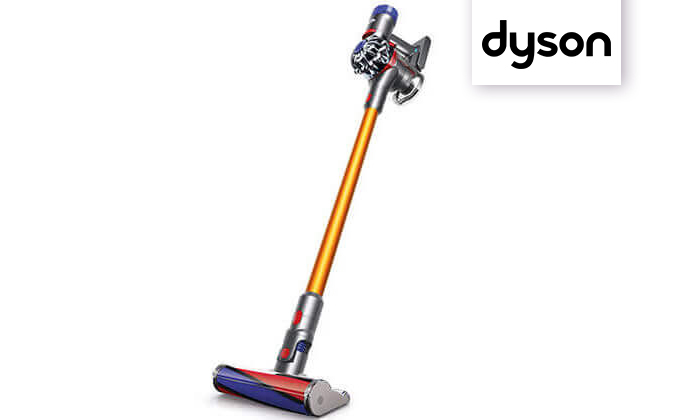2 שואב אבק דייסון אלחוטי Dyson V8 Absolute