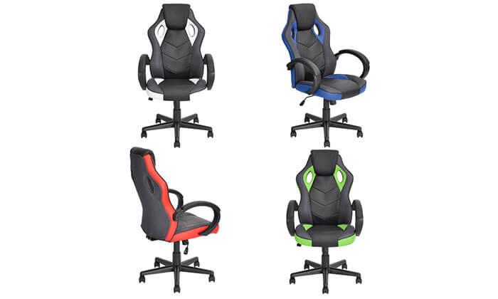 8 כיסא גיימרים Homax