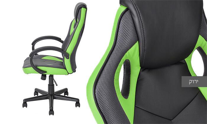 4 כיסא גיימרים Homax