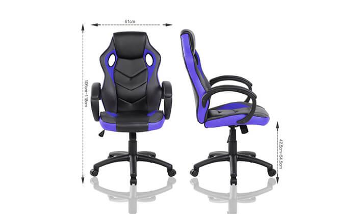 13 כיסא גיימרים MY CASA