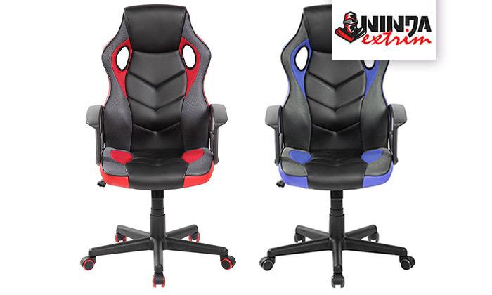 2 כיסא גיימרים MY CASA