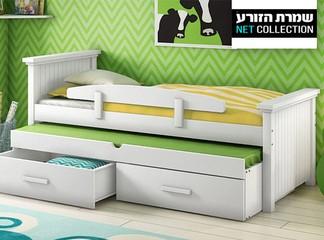 מיטת ילדים עם מיטת חבר 'לגונה'