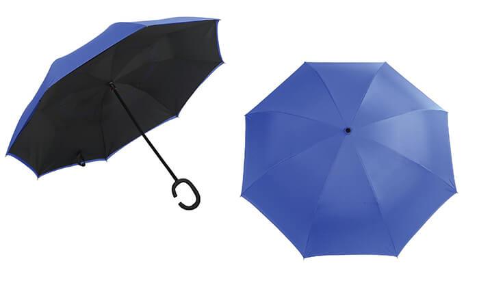 6 מטריה הפוכה